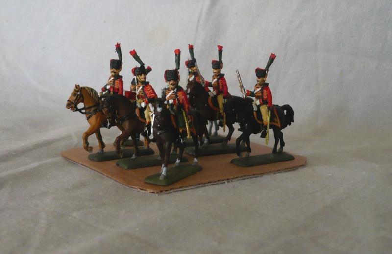 cavalerie de la Garde Impériale 1/72 P1180910