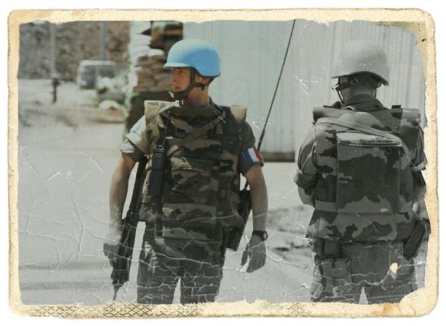 HISTORIQUE DU SERVICE NATIONAL . Bosnie12