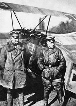L'A viation de chasse  française en 1914/1918 Freres10