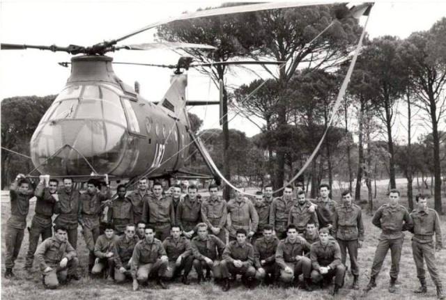 HISTORIQUE DU SERVICE NATIONAL . Helico10