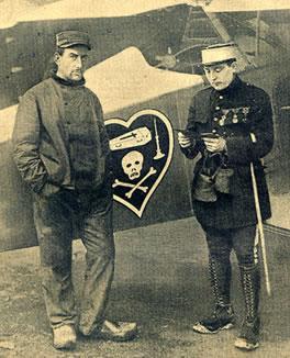 L'A viation de chasse  française en 1914/1918 Nunges10