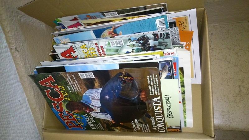 Donne canne casting cassé ; boite de magazines de pêche Dsc_2014