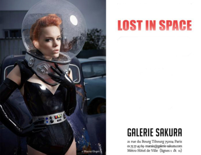 [Expo Photos] ''Lost In Space'' à la Galerie Sakura à Paris - 28 juin au 22 septembre 2018 000110