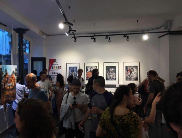 [Expo Photos] ''Lost In Space'' à la Galerie Sakura à Paris - 28 juin au 22 septembre 2018 000310
