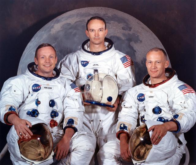 50ème anniversaire de la mission Apollo 11 / 16 au 24 juillet 1969 02_apo11