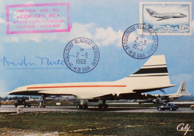 2 mars 1969 - 1er vol du Concorde / 50ème anniversaire - Comémoration(s) 1969_017