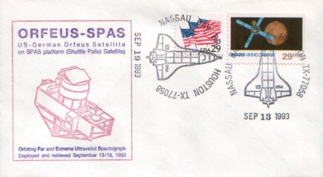 25ème anniversaire du lancement de la mission STS-51 1993_011
