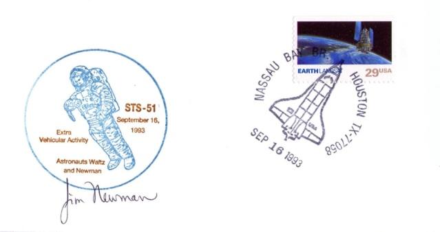 25ème anniversaire du lancement de la mission STS-51 1993_012