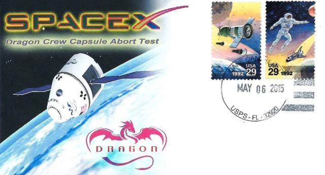 [astrophilatélie] La mission Crew Dragon DM-2 / 30 mai 2020 2015_012
