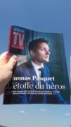 [Presse] Interview de Thomas Pesquet - Le Parisien Magazine du 6 juillet 2018 20180710