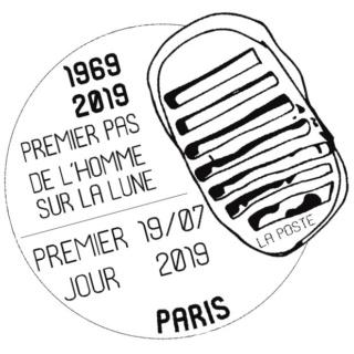 [Philatélie 50 ans Apollo 11] Emission d'un timbre en France - juillet 2019 2019_037