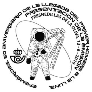 [Philatélie 50 ans Apollo 11] Emission d'un timbre en Espagne - Juin 2019 2019_041
