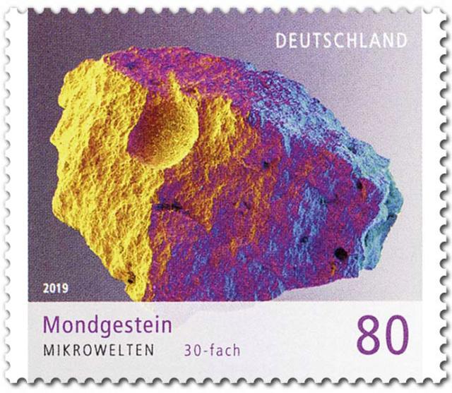 [Philatélie 50 ans Apollo 11] Emission de deux timbres en Allemagne  - Juillet 2019 2019_053