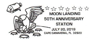 [Philatélie 50 ans Apollo 11] Les cachets commémoratifs US 2019_056