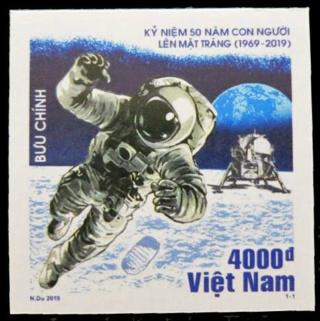 [Philatélie 50 ans Apollo 11] Emission d'un timbre au Vietnam - juillet 2019 2019_068