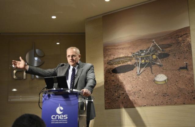 Interview de Jean-Yves Le Gall, Président du CNES, pour Space Quotes - Souvenirs d'espace _dsc7210