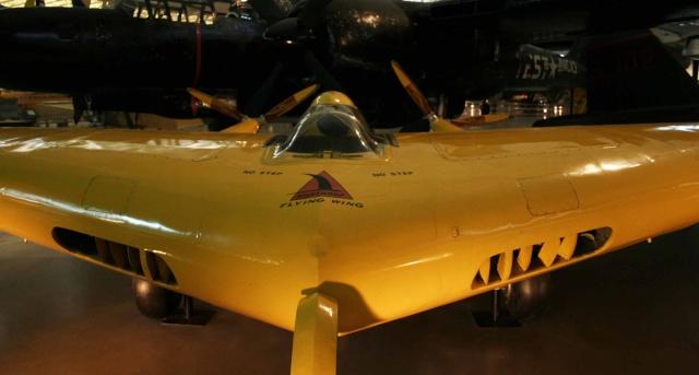 3 juillet 1940 - Premier vol de l'aile volante Northrop N1M / 75ème anniversaire _mg_5010