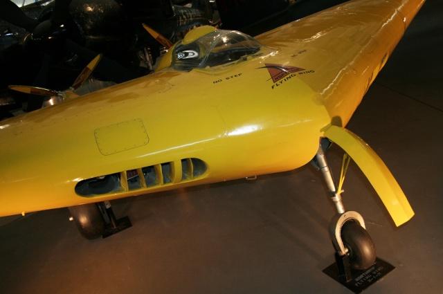 3 juillet 1940 - Premier vol de l'aile volante Northrop N1M / 75ème anniversaire _mg_5011