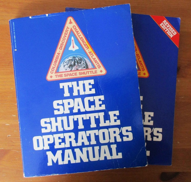 [Livre] The Space Shuttle Operator's Manual / 1982 - USA Aaa_jo22
