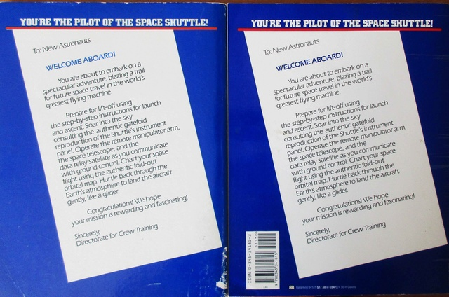 [Livre] The Space Shuttle Operator's Manual / 1982 - USA Aaa_jo23