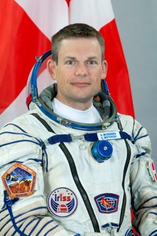 Mogensen - Mission spatiale pour Andreas Mogensen en 2015 - Soyouz TMA-18M IrISS (annulation Sarah Brightman) Andrea10