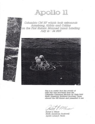 Un Jour - Un Objet Spatial - Page 9 Apollo38