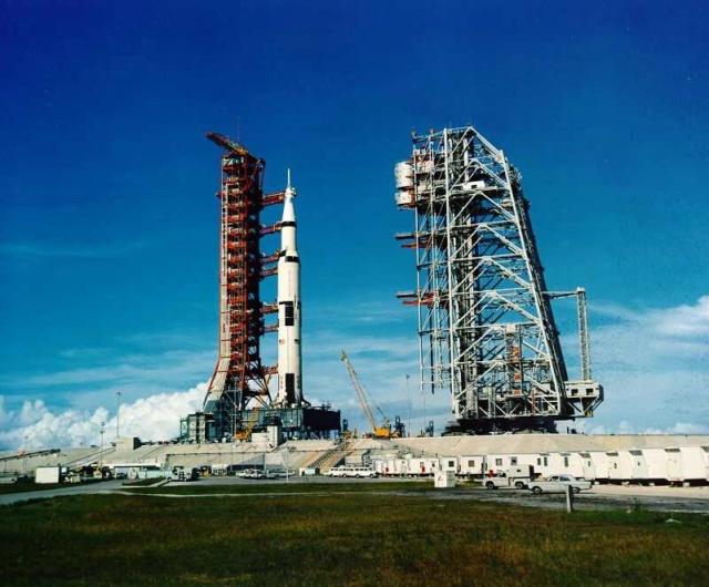 50ème anniversaire de la mission Apollo 11 / 16 au 24 juillet 1969 Apollo62