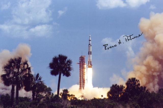 50ème anniversaire de la mission Apollo 11 / 16 au 24 juillet 1969 Apollo63
