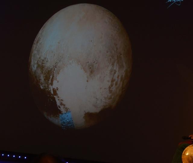 [Conférence] New Horizons et Pluton - 15 juillet 2015 à la Cité des Sciences à Paris Dsc_0110