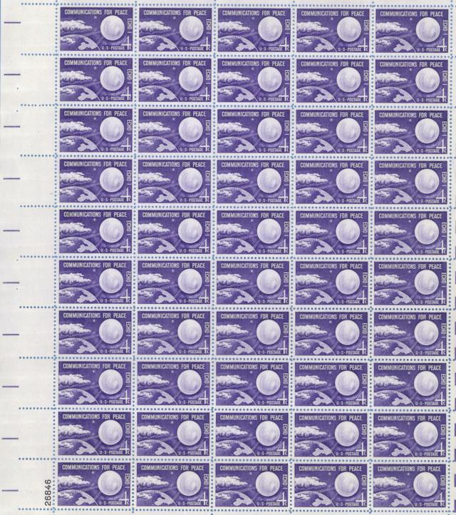 Philatélie Spatiale USA - 1960 - ECHO I Echo_111