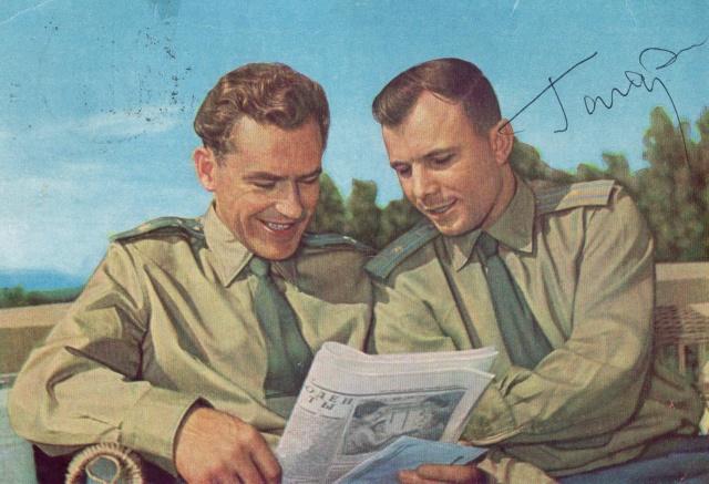 Un Jour - Un Objet Spatial - Page 6 Gagari10