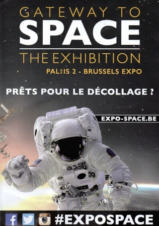 [Exposition] Gateway to Space - 18 juillet au 25 octobre 2015 à Bruxelles (Belgique) Img41910