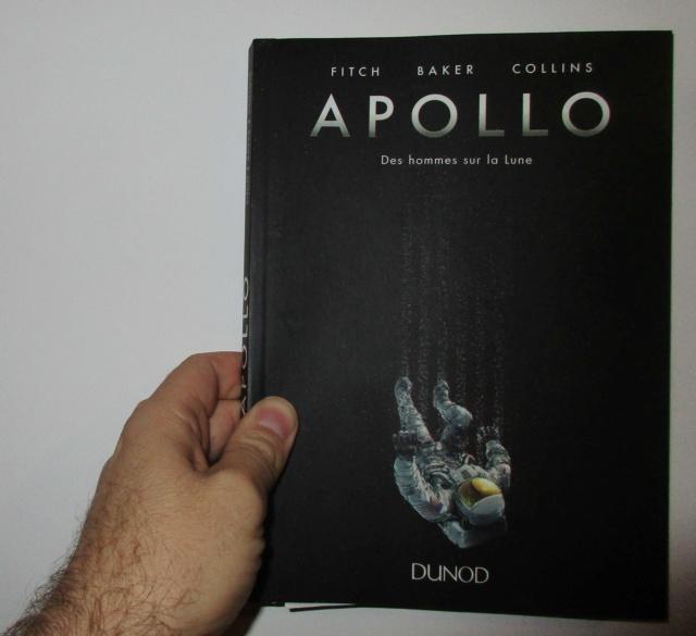[BD] APOLLO Des hommes sur la Lune / Octobre 2018 Img_0510