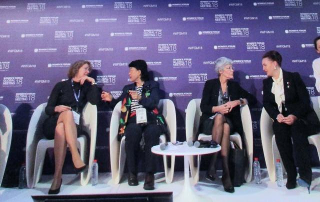 Rencontre avec 4 ''Women'' astronautes / cosmonautes - Paris le 16 novembre 2018 Img_0720