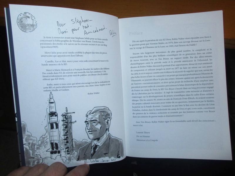 [BD Histoire spatiale] Von Braun de Robin Walter chez Des Ronds dans l'O Img_1311