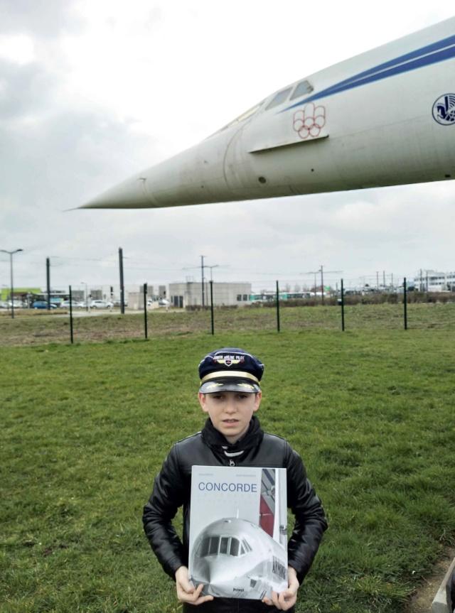 [Livre] CONCORDE La légende supersonique - Gérard Maoui et André Rouyaroux - 2019 Img_2024