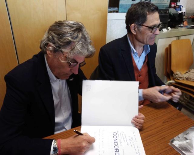 [Livre] CONCORDE La légende supersonique - Gérard Maoui et André Rouyaroux - 2019 Img_2025