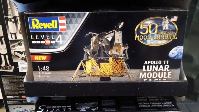 [Maquettes] 50ème anniversaire d'Apollo 11 / Série Revell Img_2042
