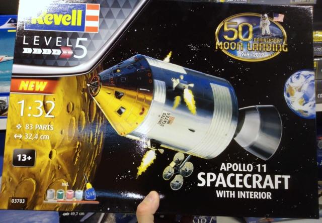[Maquettes] 50ème anniversaire d'Apollo 11 / Série Revell Img_2045