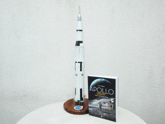 Apollo Confidentiel / Livre de Lukas Viglietti - Interview de l'auteur Img_4010