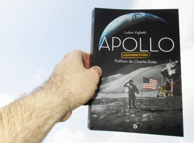 Apollo Confidentiel / Livre de Lukas Viglietti - Interview de l'auteur Img_4011
