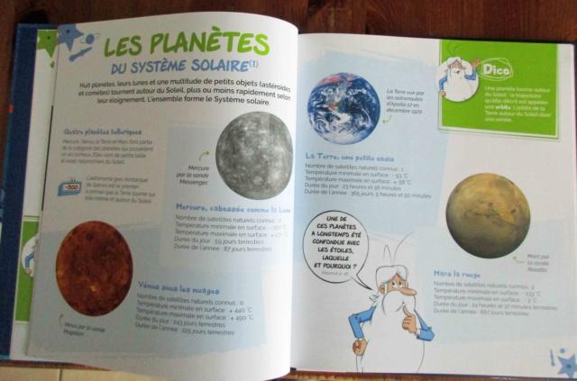 [Livre] Il était une fois... l'espace - par Pierre-François Mouriaux chez Fleurus Img_4710