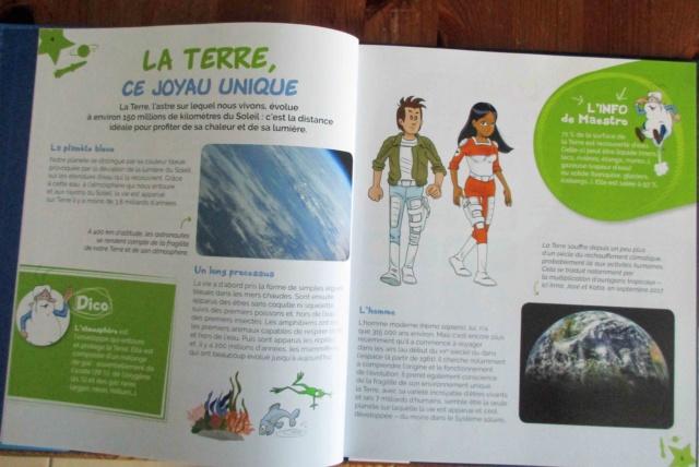 [Livre] Il était une fois... l'espace - par Pierre-François Mouriaux chez Fleurus Img_4711