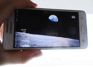 Deux cratères lunaires nommés en hommage à Apollo 8 Img_8010