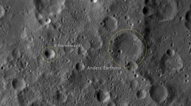 Deux cratères lunaires nommés en hommage à Apollo 8 News-111