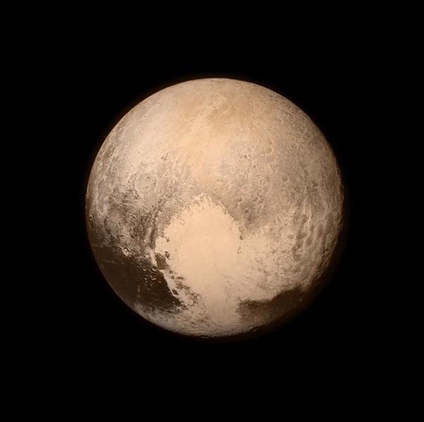 New Horizons - Mission, actualités ... Pluton12