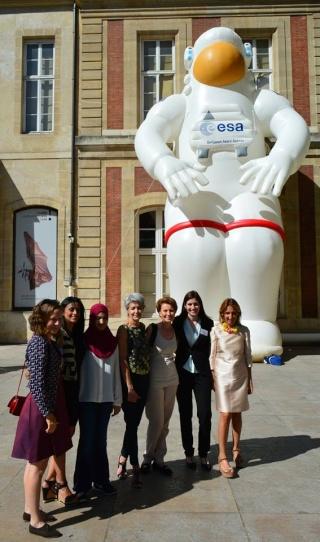 [Exposition] L'espace à travers le regard des femmes - Paris du 18 juin au 1er novembre 2015 Sgsw_310