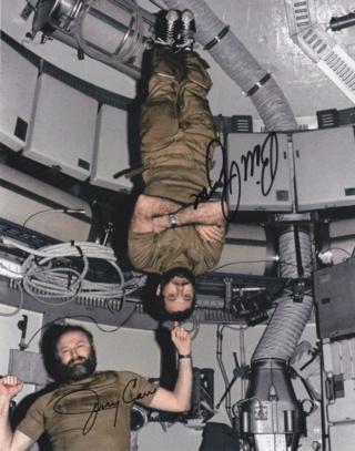 Disparition de l'astronaute Jerry Carr (1932 - 2020) Skylab36