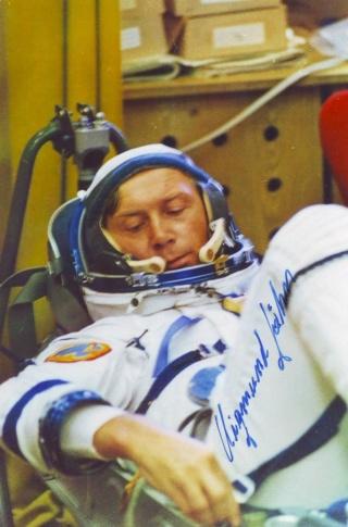 40 ans de la mission Soyouz 31 / Sigmund Jähn devient le premier allemand dans l'espace Soyouz13