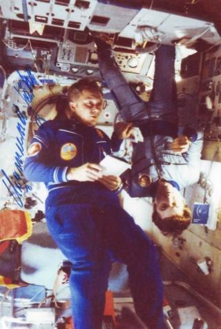 40 ans de la mission Soyouz 31 / Sigmund Jähn devient le premier allemand dans l'espace Soyouz14